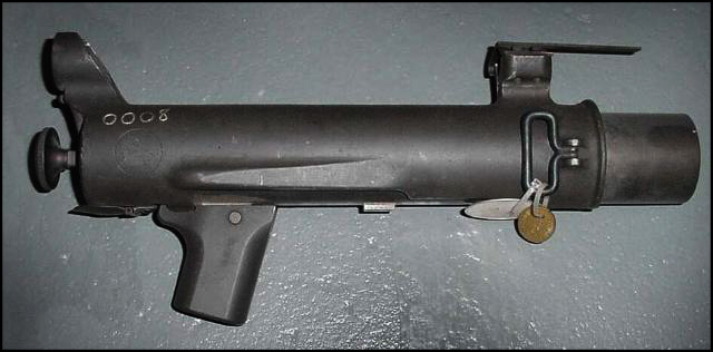 Гранатомет XM148
