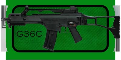 Автомат | Штурмовая Винтовка HK G36C