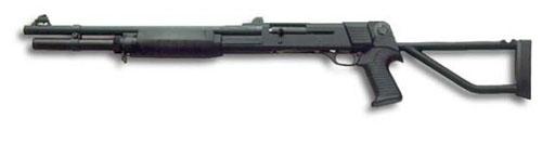 Ружье короткоствольное мр153 ружье