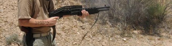 Гладкоствольное ружье  Дробовик Franchi SPAS12