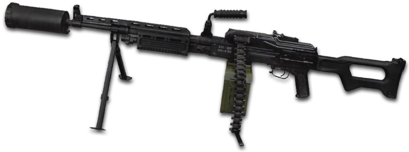 """Пулемет АЕК-999 """"Барсук"""""""