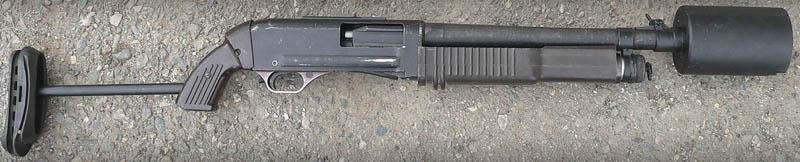 Гладкоствольное ружье | Дробовик КС-23