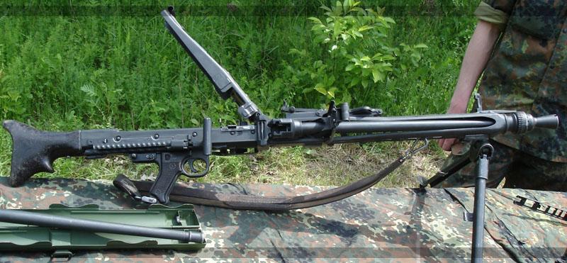 Пулемет MG-42 | MG-3