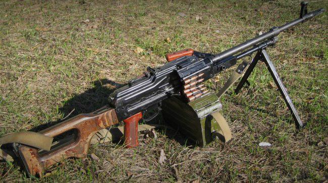Пулемет ПК