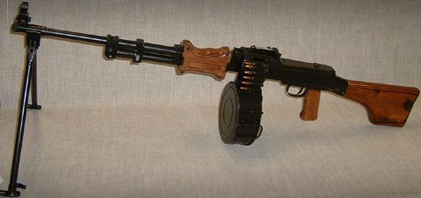 Пулемет РПД