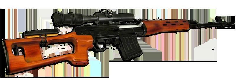 СВД (Снайперская винтовка Драгунова) Винтовка рождающая власть!