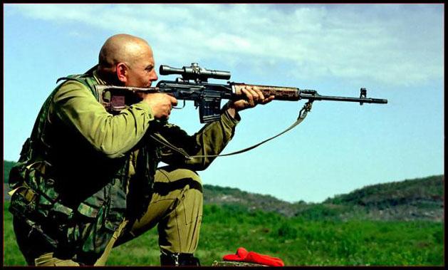 снайперские винтовки  фото