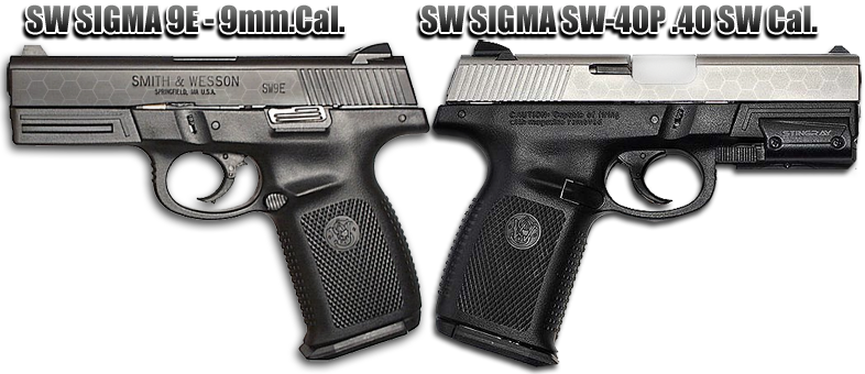 """Пистолет Smith & Wesson """"Sigma"""""""