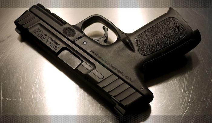 """Пистолет Smith & Wesson """"Self Defense"""""""