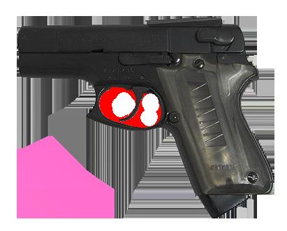 Пистолет ASP