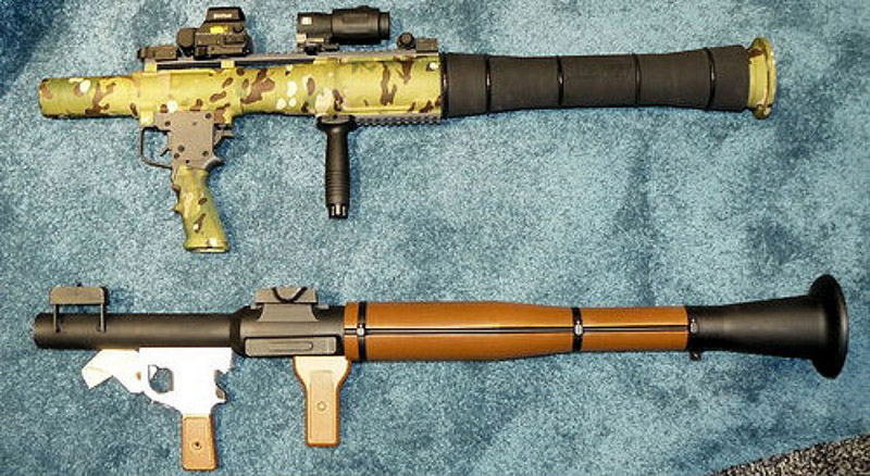 RPG-7 نسخة أمريكية 2
