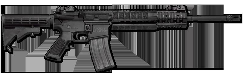 Автомат | Штурмовая Винтовка S&W MP-15