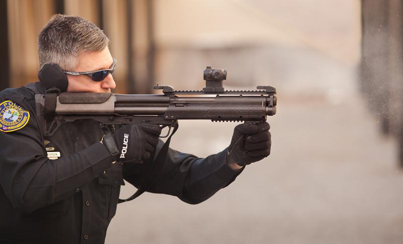 Гладкоствольное ружье | Дробовик Kel-Tec KSG