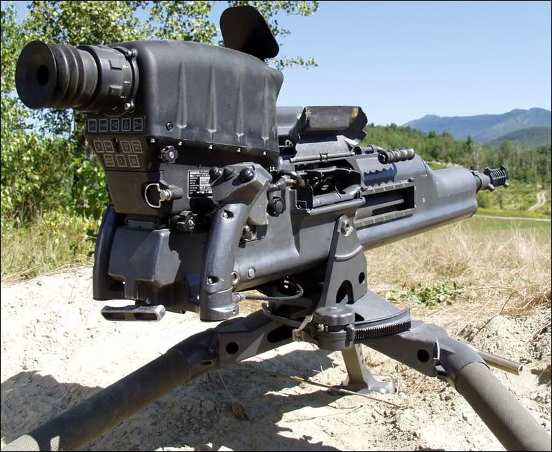 Гранатомет XM307