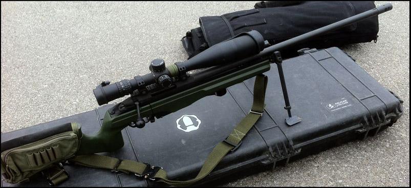 Снайперская Винтовка Sako TRG 21/22 | TRG 41/42