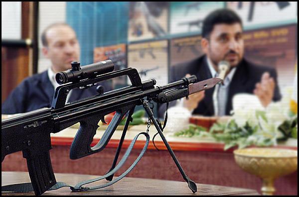Автомат | Штурмовая Винтовка Khaybar KH2002