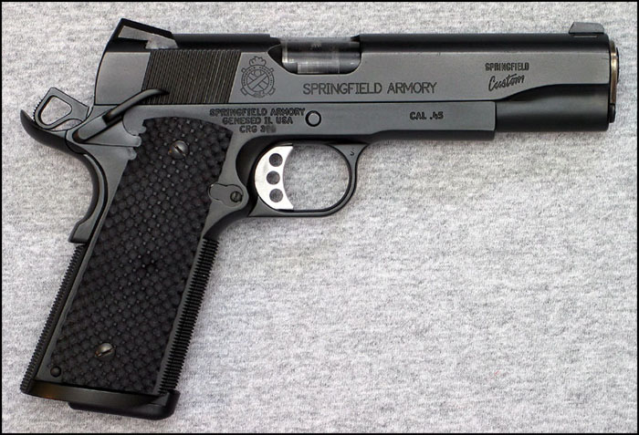 Пистолет Colt М1911