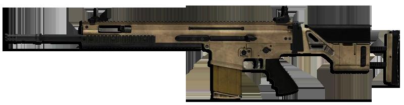 Снайперская винтовка FN SCAR - SSR