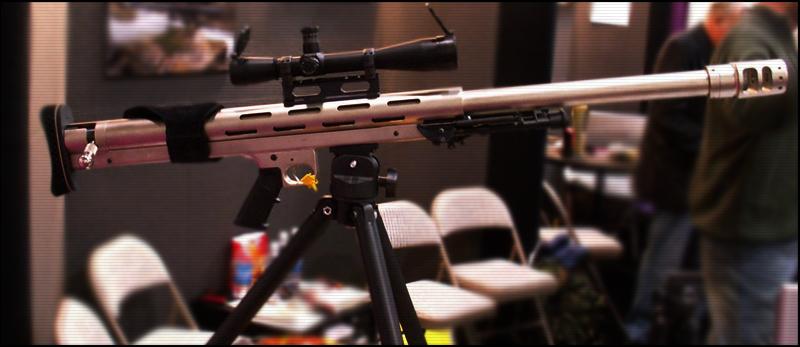 LAR Grizzly Big Boar .50 BMG