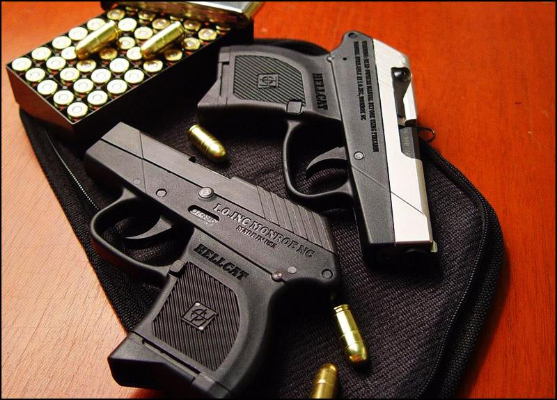 Пистолет Inter Ordnance Hellcat II