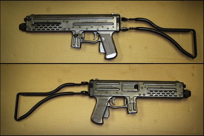 Пистолет-Пулемет Franchi LF-57