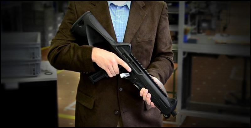 Пистолет-Пулемет Beretta MX4