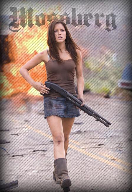 помповое ружье remington 870
