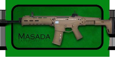 Автомат | Штурмовая Винтовка Magpul Masada | Bushmaster ACR