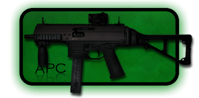 Пистолет-Пулемет B&T APC