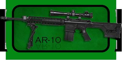 Снайперская Винтовка Armalite AR-10