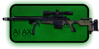 Accuracy International AX .308 | AX .338 | AX .50