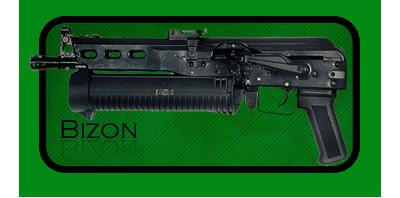 Пистолет-пулемет Bizon
