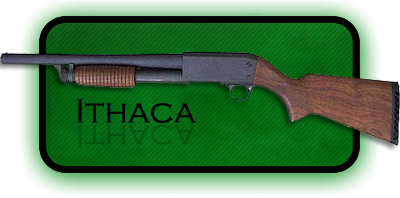 Гладкоствольное ружье |Дробовик Ithaca model 37