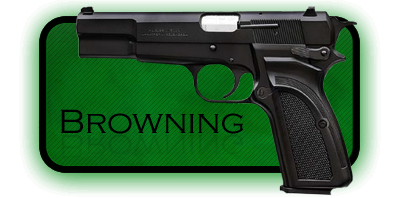Пистолет FN Browning Hi-Power (HP)