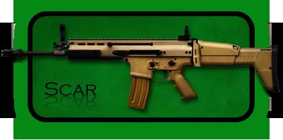Автомат | Штурмовая Винтовка FN SCAR