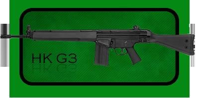 Автомат | Штурмовая Винтовка HK G3