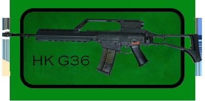 Автомат | Штурмовая Винтовка HK G36