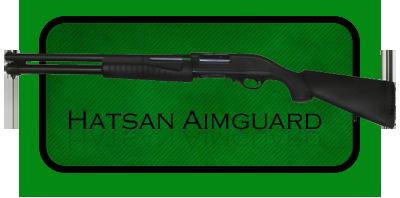 Гладкоствольное ружье   Дробовик Hatsan Aimguard