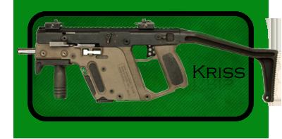 Пистолет-пулемет Kriss Super V