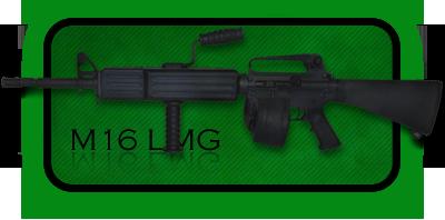 Пулемет M16 LMG