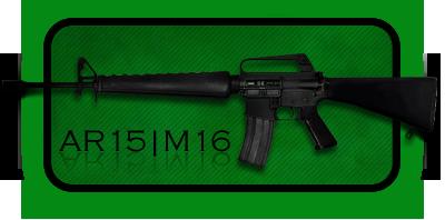 Автомат | Штурмовая Винтовка Colt M16