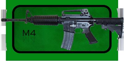 Автомат | Штурмовая Винтовка Colt M4