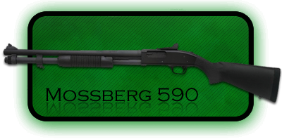 Гладкоствольное ружье | Дробовик Mossberg 590