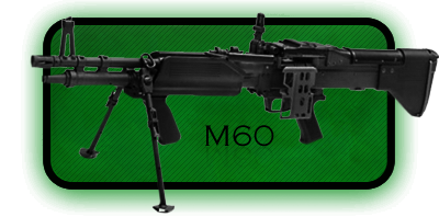 Пулемет M60