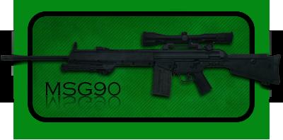 Снайперская Винтовка HK MSG90