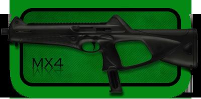 ��������-������� Beretta MX4