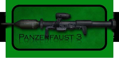 Гранатомет  Panzerfaust 3