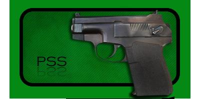 Пистолет ПСС