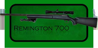 Снайперская Винтовка Remington 700