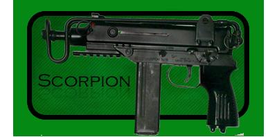 Пистолет-пулемет Scorpion